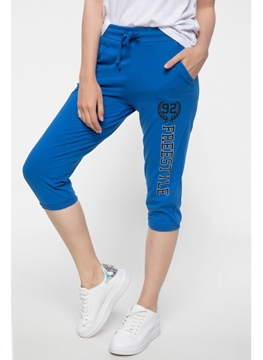 DeFacto Eşofman Altı Mavi